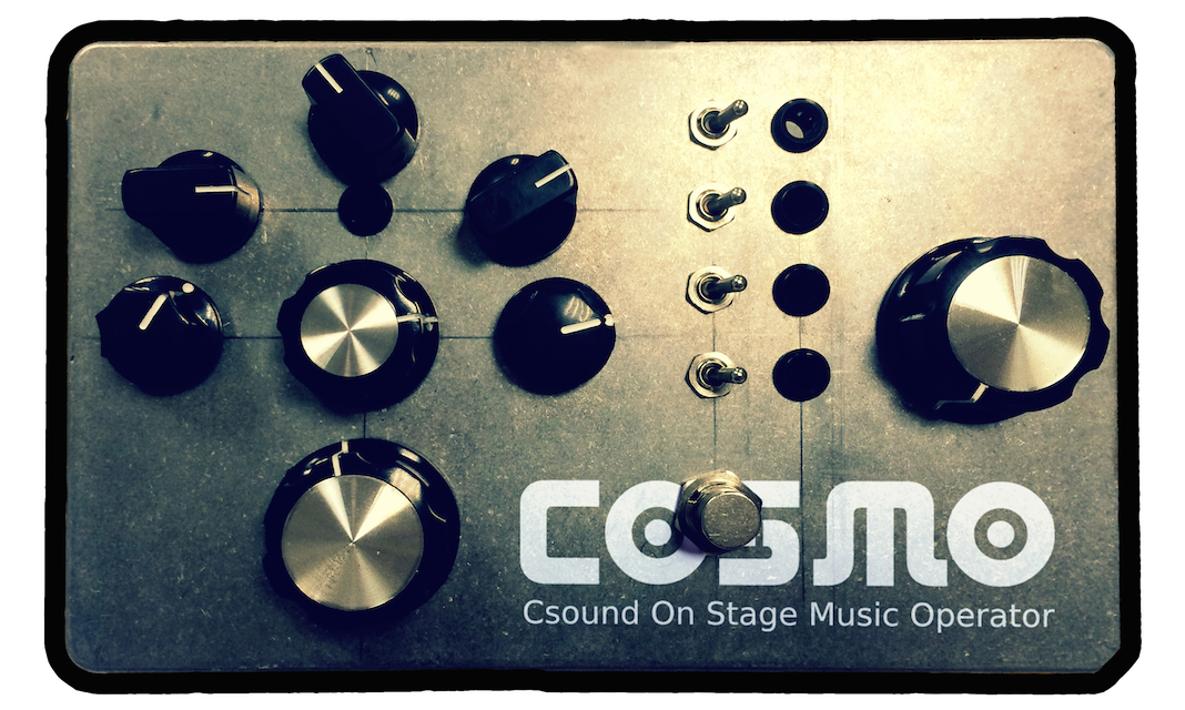 Applications of Csound | Csound Community
